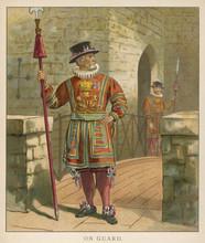 Yeoman Of The Guard. Date: Cir...