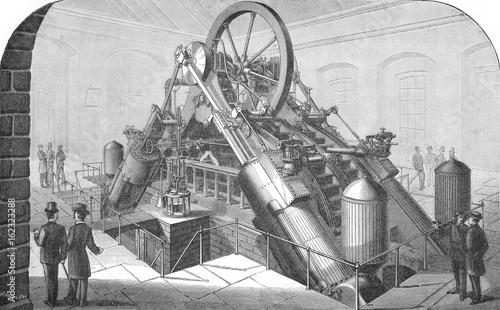 Fotografia Industry - Machines - Steam. Date: 1880