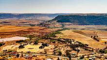 Aerial View To Thaba Bosiu Cul...
