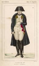 Napoleon. Date: 1769 - 1821
