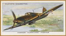 Hawker 'Hurricane' 1. Date: 1939