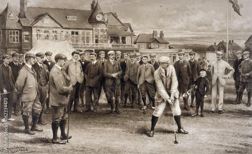Foto  1st Golf International. Date: 1902
