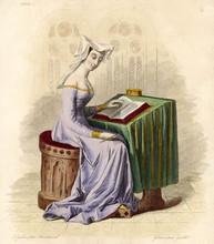 Christine De Pisan  French Wri...