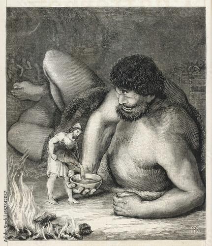 Photo Odyssey - Polyphemus