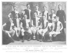 Bolton Wanderers Fc. Date: Cir...