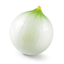 Onion. Fresh Raw Peeled Onion ...