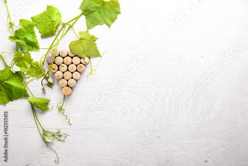 Foto Grape motive