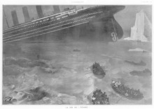 Sinking Of The Titanic. Date: ...