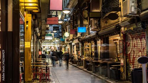 Laneway Melbourne © James Ser