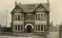 Pridonia  Blackpool. Date: 1931