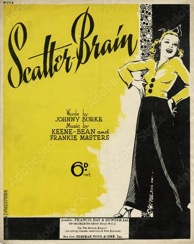 Fotografia  Woman in Trousers 1939. Date: 1939