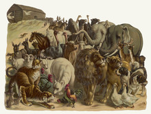 Bible - Old Testament - Noah's Ark