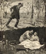 Vampire Of Vinezac. Date: 1883