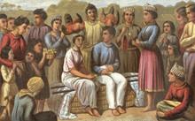 Marriage  Lundu People. Date: ...