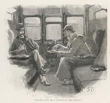 Holmes - Watson - Train. Date:...