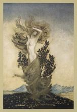 Daphne Into Tree