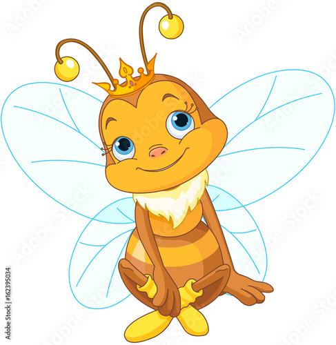 Poster Magie Cute Queen Bee