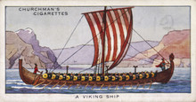 Viking Ships 9th - 10th Century. Date: 9th - 10th Centuries