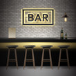 Bar, pub interior