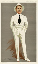 Robert Loraine - Vanity Fair 1912. Date: 1876 - 1935