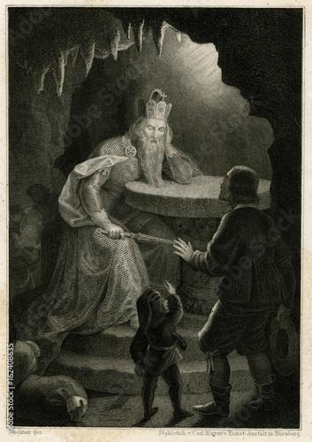 Friedrich I Still Lives. Date: 1123 - 1190 Wallpaper Mural