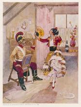 Carmen - Don Jose - Bull. Date: 1875