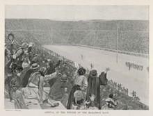 Olympics - 1896 Marathon. Date...