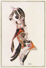 Salome - Ballet Russes. Date: ...