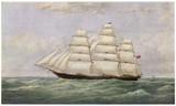 Clipper - Spindrift. Data: 1867 - 162427410