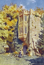 Wessex - Cerne Abbas 1906. Dat...