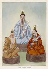 Taoist Triad