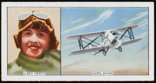 Heath - Avro Avian Plane. Date...