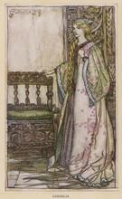 Cordelia In King Lear. Date: 1909
