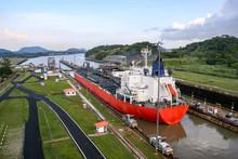 Panama Canal Outside Panama Ci...