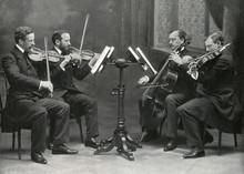 Hayot Quartet. Date: 1903