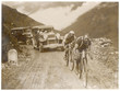 canvas print picture - Tour De France Photo. Date: circa 1930