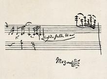 Mozart Cadenza