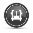 Schwarzer Button - Bus