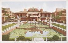 Imperial Hotel  Tokyo. Date: C...