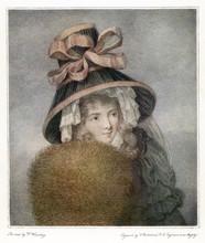Mrs Wheatley In 1788. Date: 1788