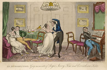 Egan - Life In London - 1821. Date: 1820