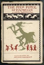 Pied Piper - Rats - Rackham
