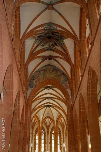 Heiliggeistkirche in Heidelberg Wall mural