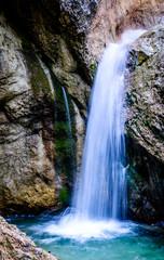 Fototapetasmall waterfall