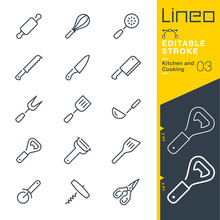 Lineo Editable Stroke - Kitche...