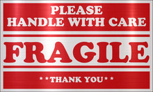 Fragile Content  Careful Handle