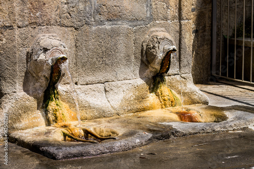Thermal fountains