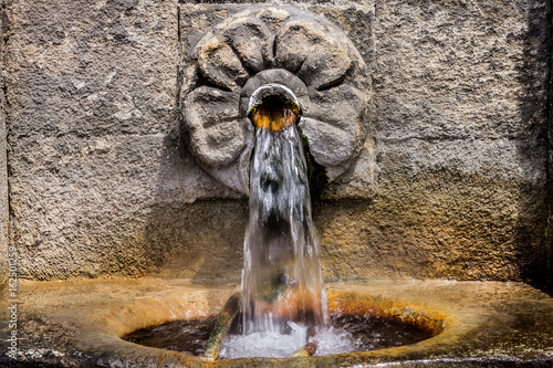Thermal fountain