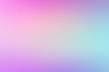 Simple Pastel Gradient Purple, Pink Blured Background For Summer Design