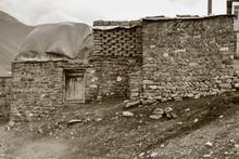 Streets Of Xinaliq, Village Of...